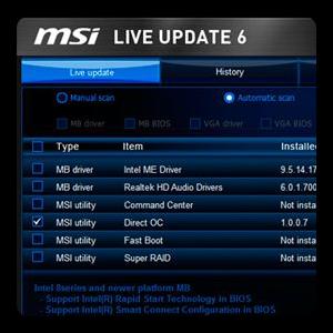 Msi Fast Boot App