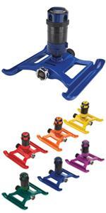 ColorStorm 4 Pattern Gear Drive Sprinkler