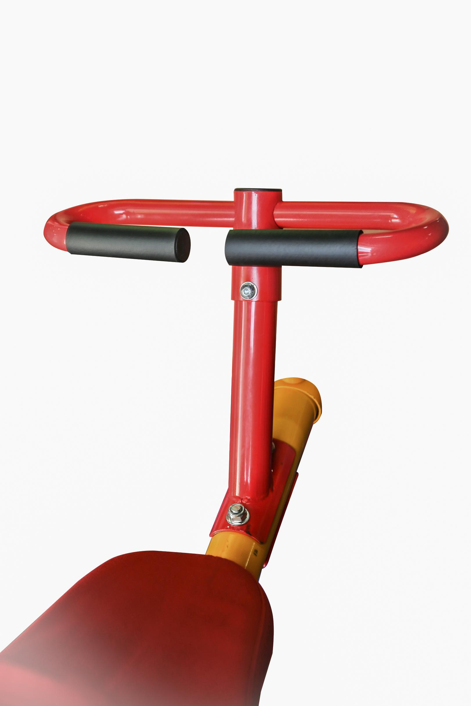 Amazon Com Gym Dandy Spinning Teeter Totter Impact