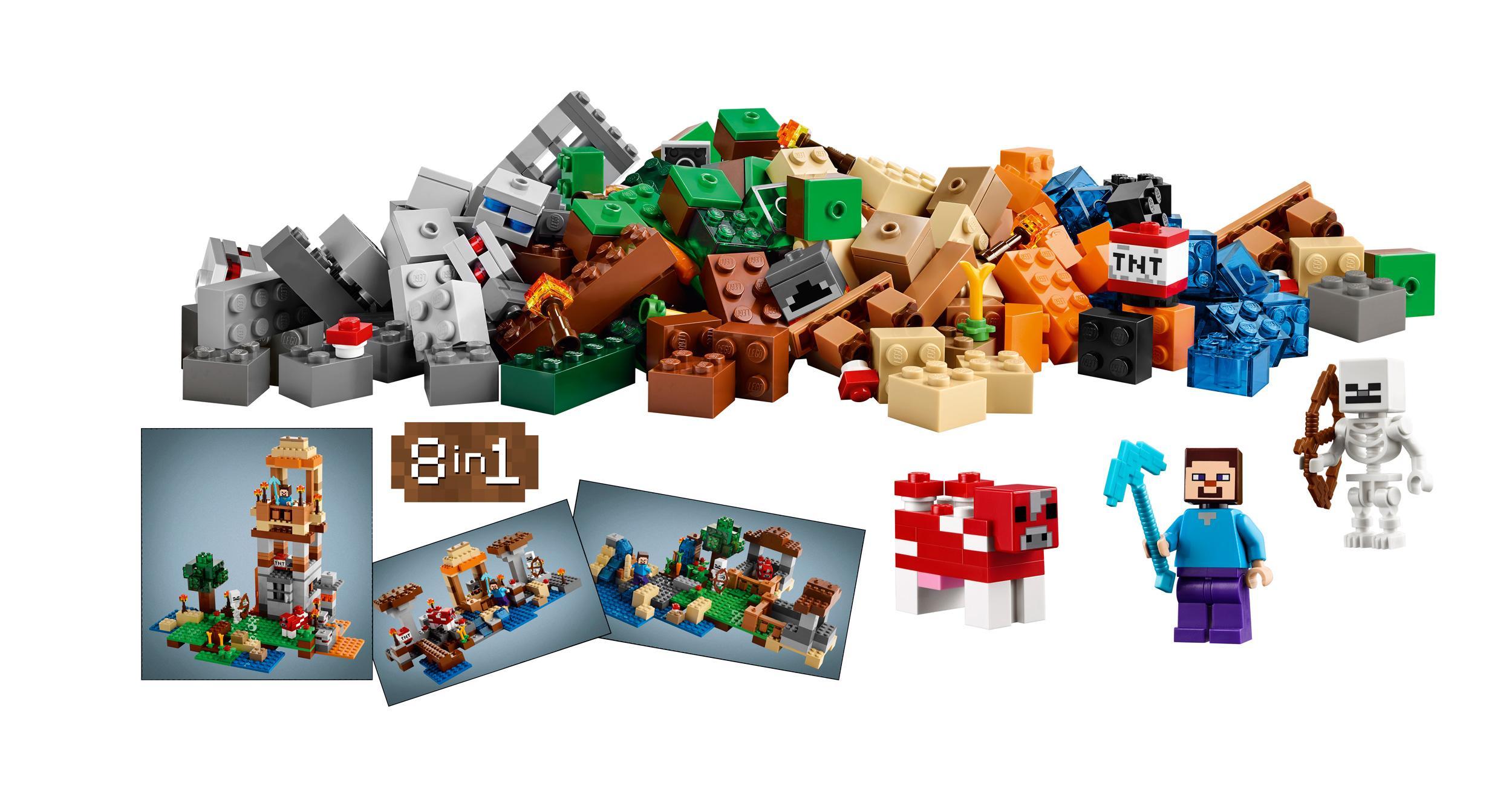Minecraft Crafting Box Canada