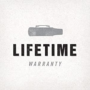 lifetime, warranty, built for life, 100 years, old, strong, tough, durable, rugged, camping, Stanley