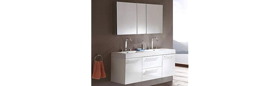 Fresca Bath FAC1437BN Ellite Towel Bar Brushed Nickel 24
