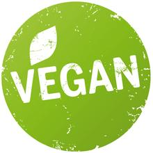 vegan, not tested on animals, cruelty free