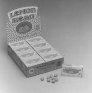 Lemonhead Packaging