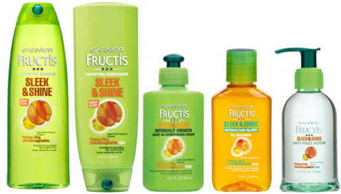 Fructis Sleek and Shine 60b0073131