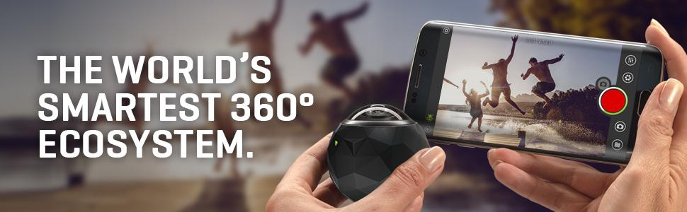 Amazon.com : 360fly 360° HD Video Camera : Camera & Photo