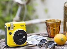 Instax;Mini 70;Yellow;Polaroid