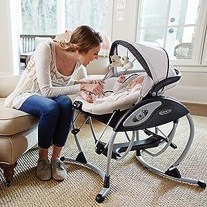 Amazon Com Graco Glider Elite Sylvia Baby