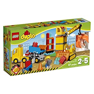 LEGO DUPLO Construction Site