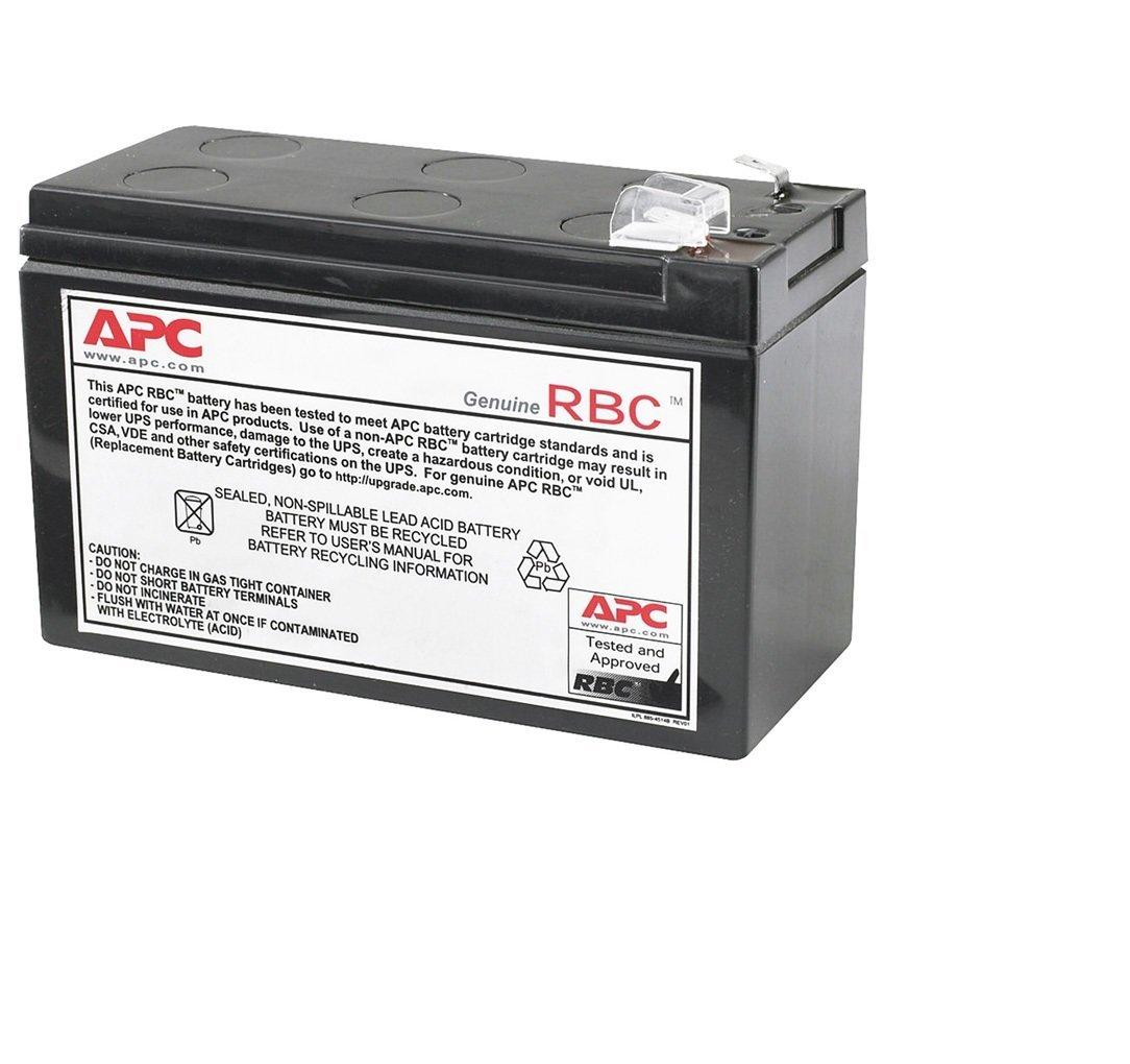 Apc Replacement Battery Cartridge #110: Amazon.ca: Electronics