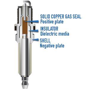 Pulstar Capacitor