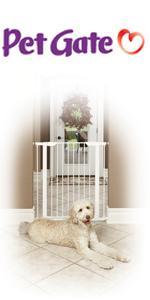 Steel Pet Gate