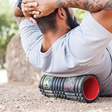 Trigger Point Grid foam rollers are tough and durable foam body rollers