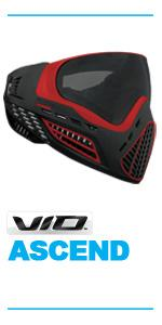 virtue vio ascend thermal paintball mask goggle