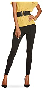 Ponte legging, value ponte legging, work legwear, black stretch pant, work legging
