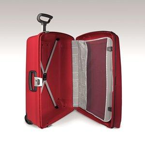 Amazon.com: Samsonite Flite GT Maleta Spinner 31, Rojo ...