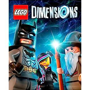 lego;lego dimensions;