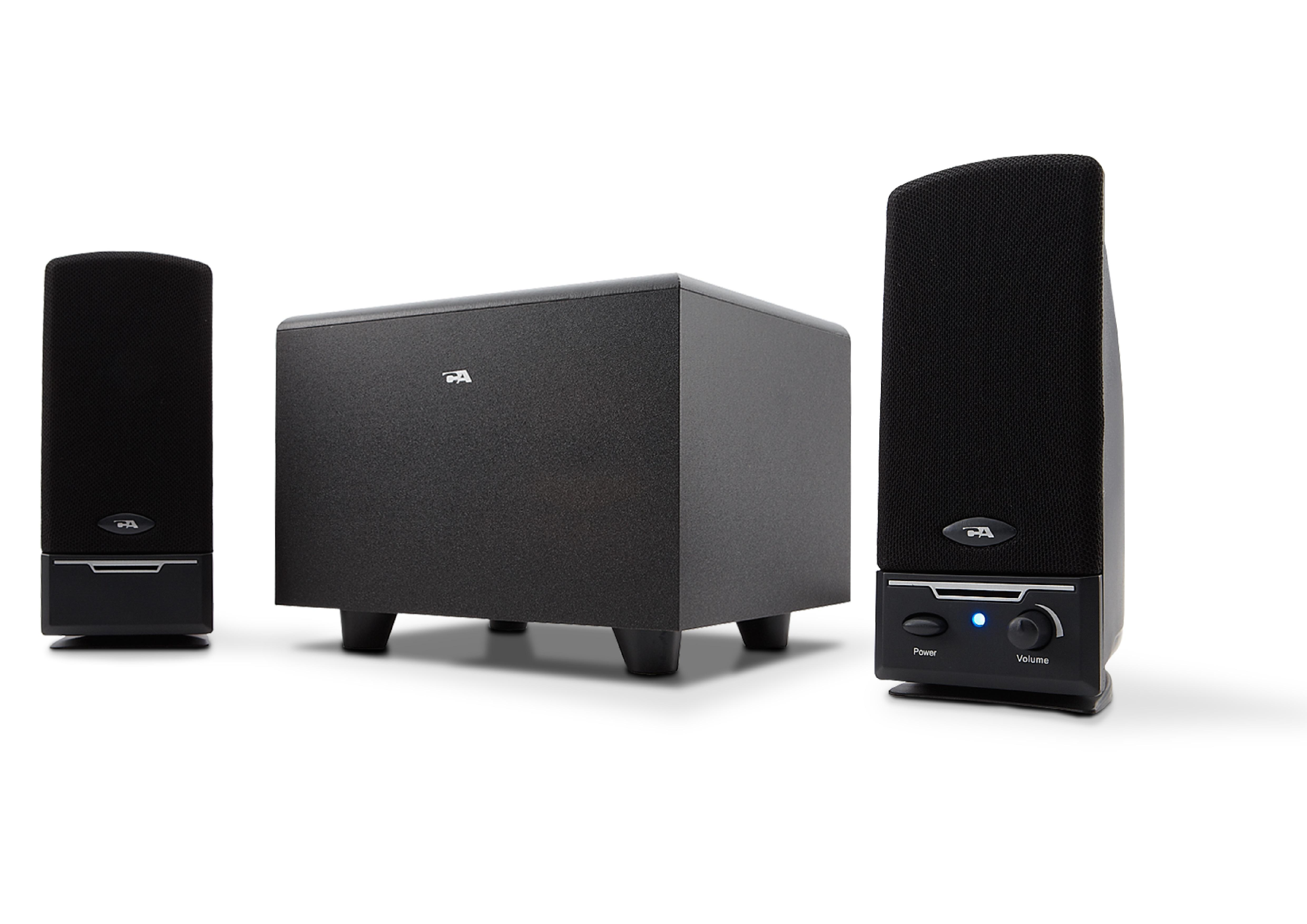 Cyber Acoustics Computer Speakers System with SUB
