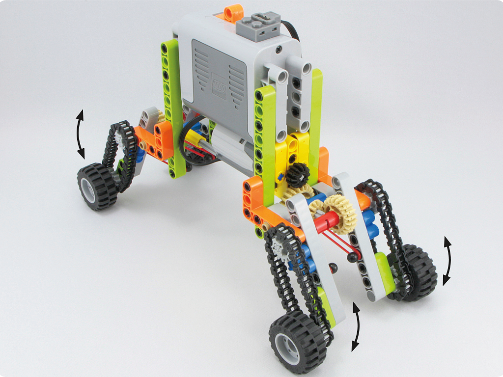 Lego Technic Idea Book Pdf