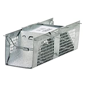 Havahart Live Animal Two-Door Mouse Cage Trap