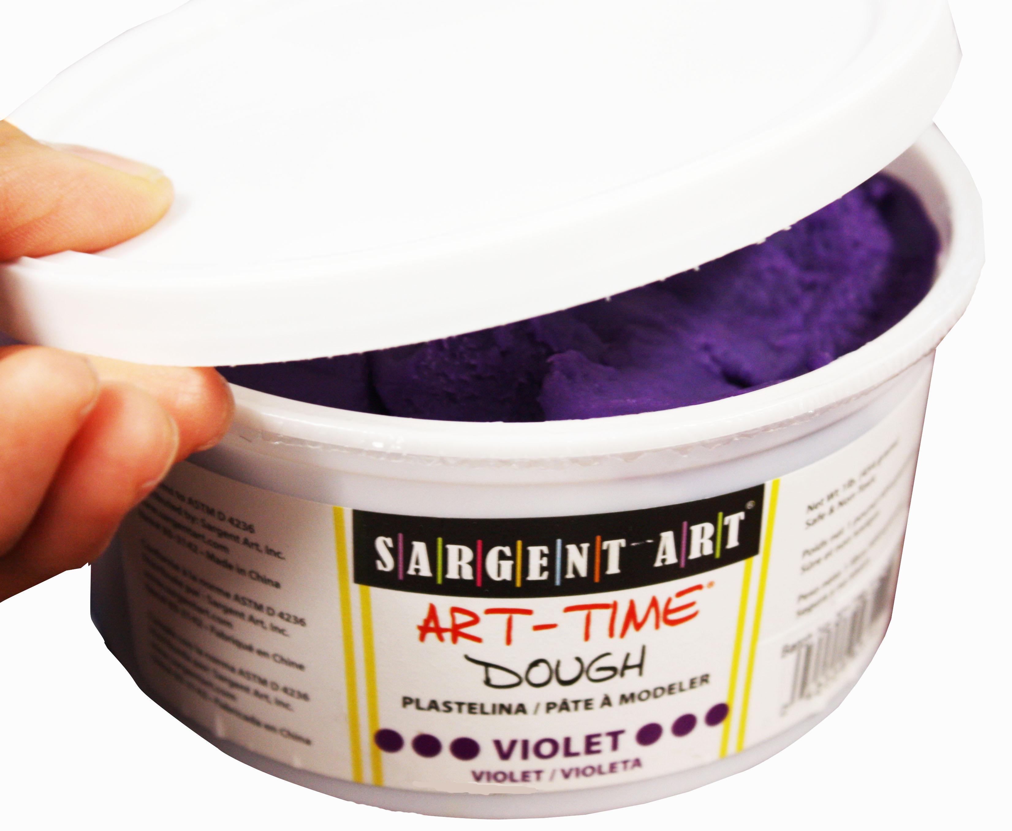 Pink Sargent Art 85-3329 3-Pound Art-Time Dough