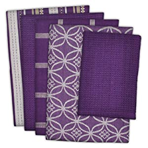 dish towel set,kitchen towels cotton,dish towels absorbent,kitchen towels and dishcloths sets