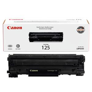 toner, black toner, canon toner, toner 125, cartridge 125, canon black toner, genuine toner 125, 125