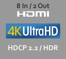 hdmi2.0a, hdcp2.2, ultrahd, 4k, bt.2020, hdr, 4:4:4