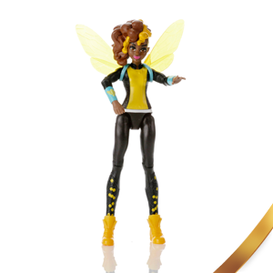 DC SuperHero Girls 6 inch Action Figure Bumble Bee