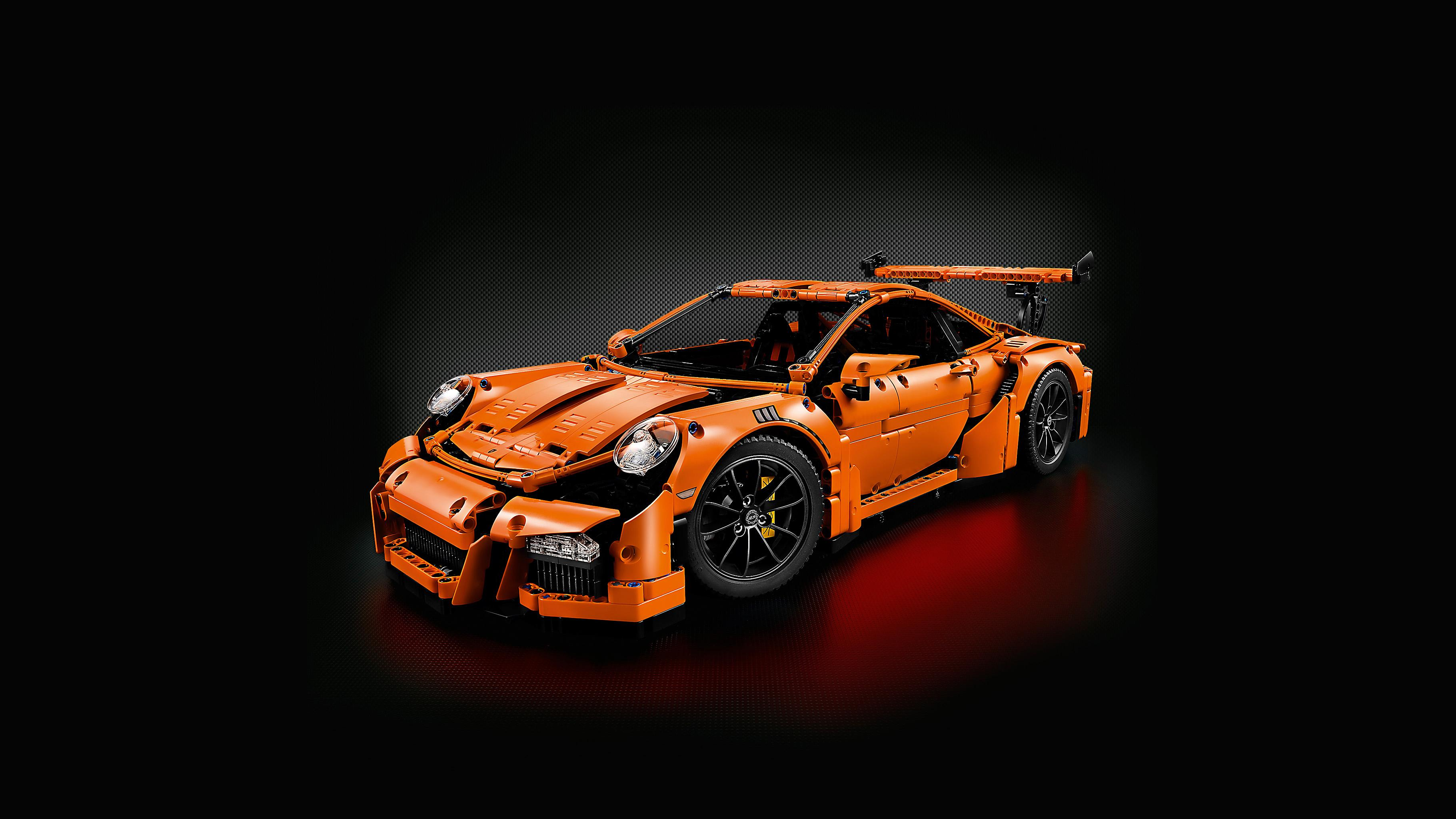 lego technic porsche 911 gt3 rs 42056 model 6 x 22 x 9 inch toys games. Black Bedroom Furniture Sets. Home Design Ideas