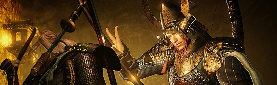 Amazon.com: Nioh - PlayStation 4: Sony Interactive Entertai ...