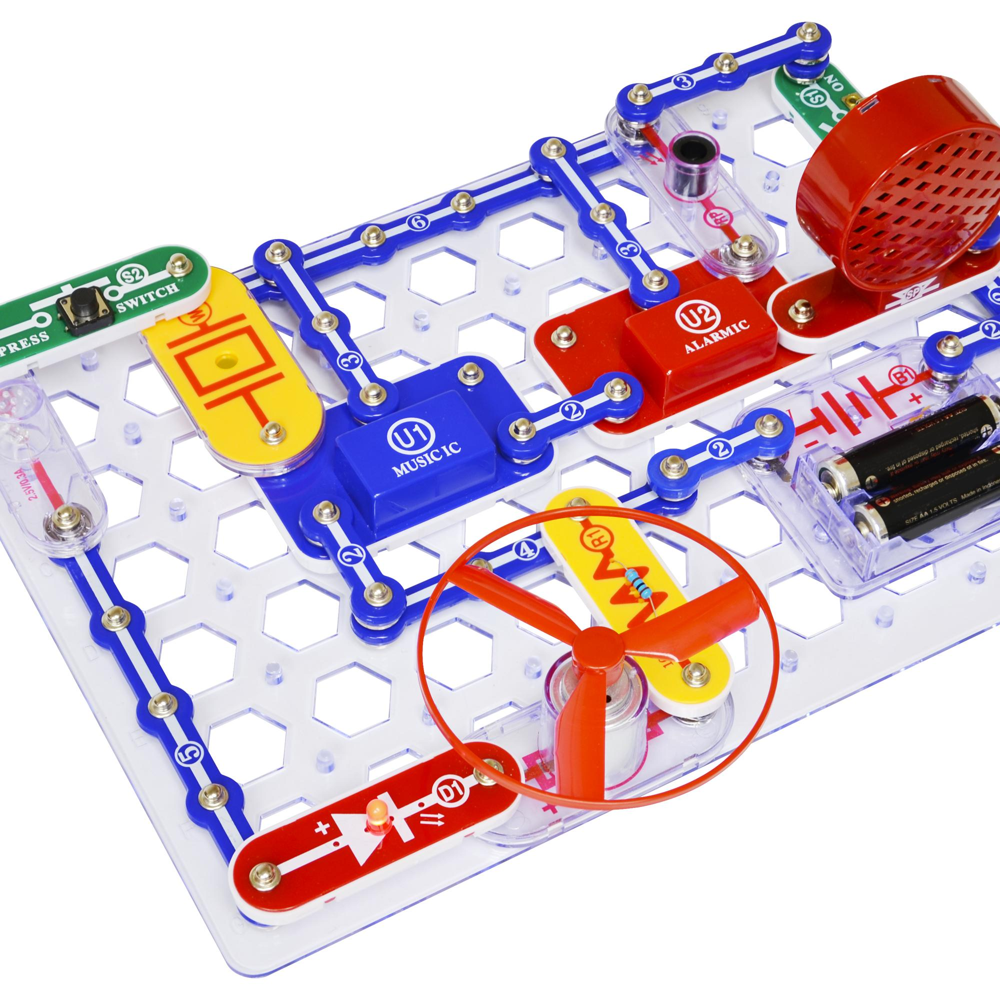 Buy Snap Circuits Jr SC 100 Kit line at Low Prices in India