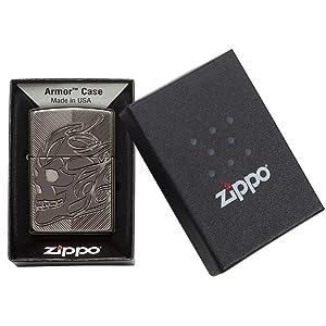 one box, zippo box, gift box, zippo lighter box