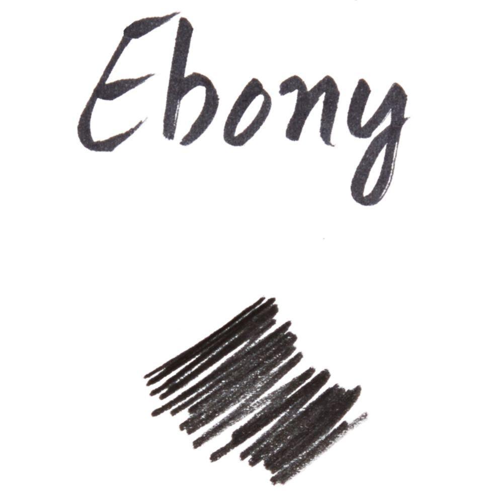 Prismacolor ebony graphite drawing pencils black12 count