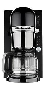 Amazon.com: KitchenAid KCM1204OB 12-Cup Coffee Maker with ...