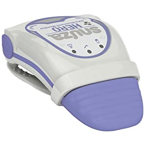 Snuza Hero baby monitor breathing