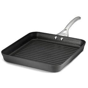 Calphalon Contemporary Nonstick 11-Inch Square Grill Pan