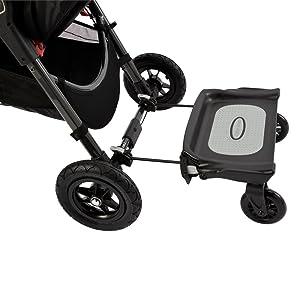 Amazon Com Baby Jogger Glider Board Black Jogging