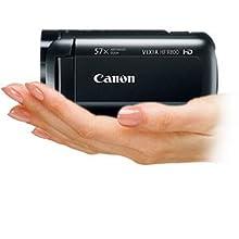 canon vixia hf r800 light weight