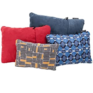 thermarest, pillow,camping,backpacking,compressible,camp,travel