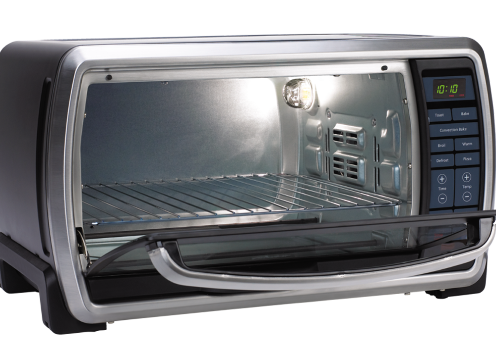 Oster Capacity Countertop 6 Slice Digital Convection Toaster