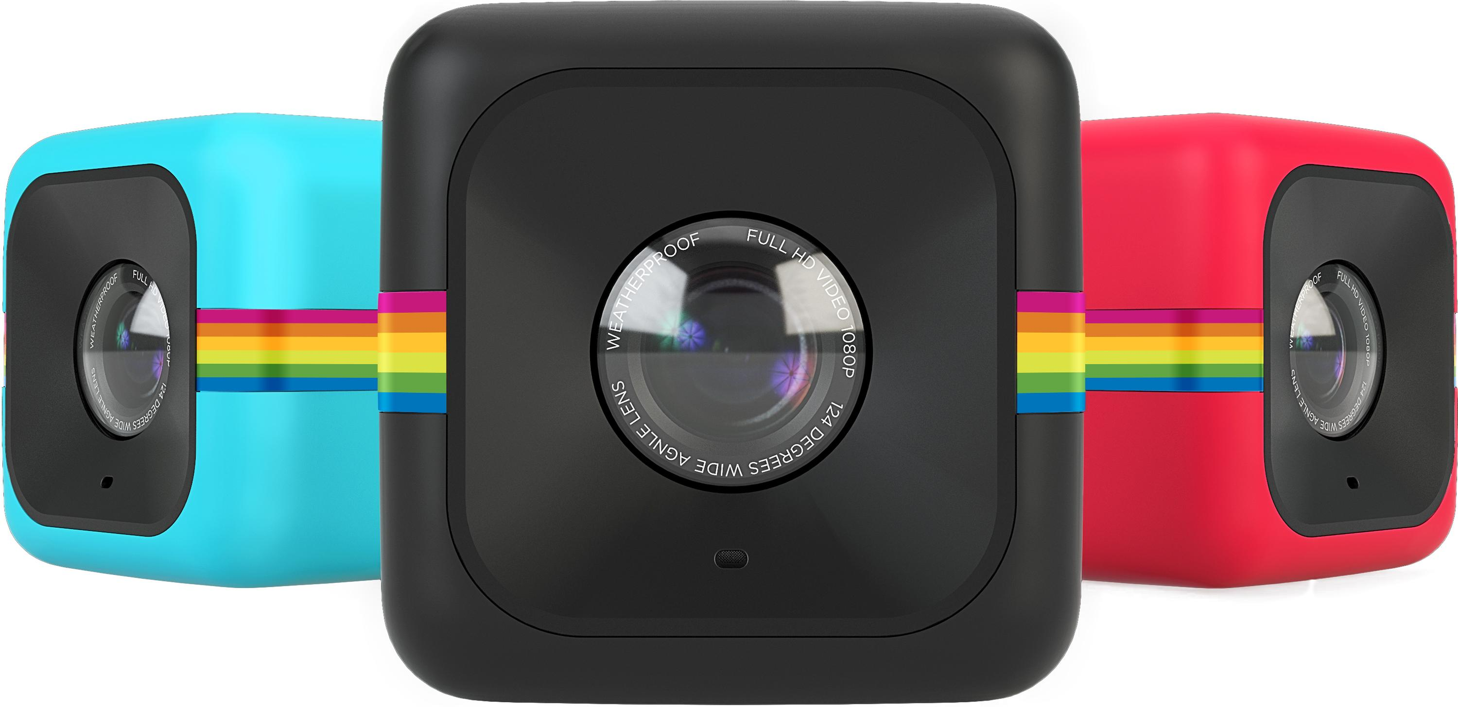 Amazon.com   Polaroid Cube HD 1080p Lifestyle Action Video Camera ... 8ab03d7056