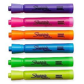 Sharpie Lot de 2 surligneurs fluorescents 25162PP