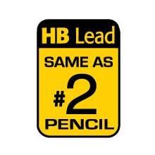 Pre-loaded with Pentel Super Hi-Polymer HB Lead