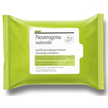 NEUTROGENA Makeup Remover Cleansing Towelettes Refill Pack