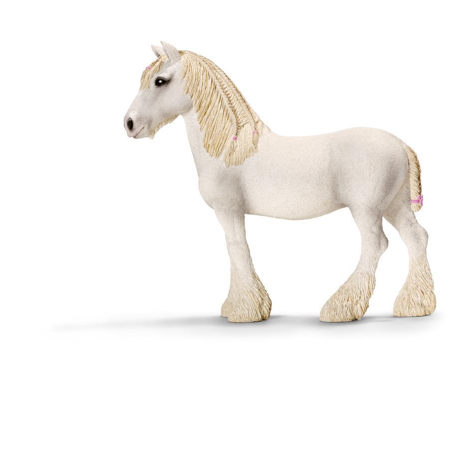 Plastic Horse SCHLEICH 13761 Arabian Mare World of Nature - Farm Life