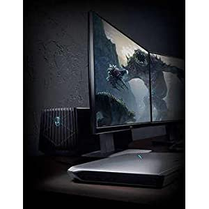 how to connect alienware graphics amplifier