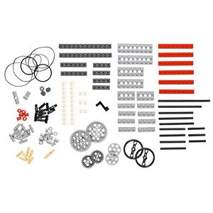 Lego Contraptions Components