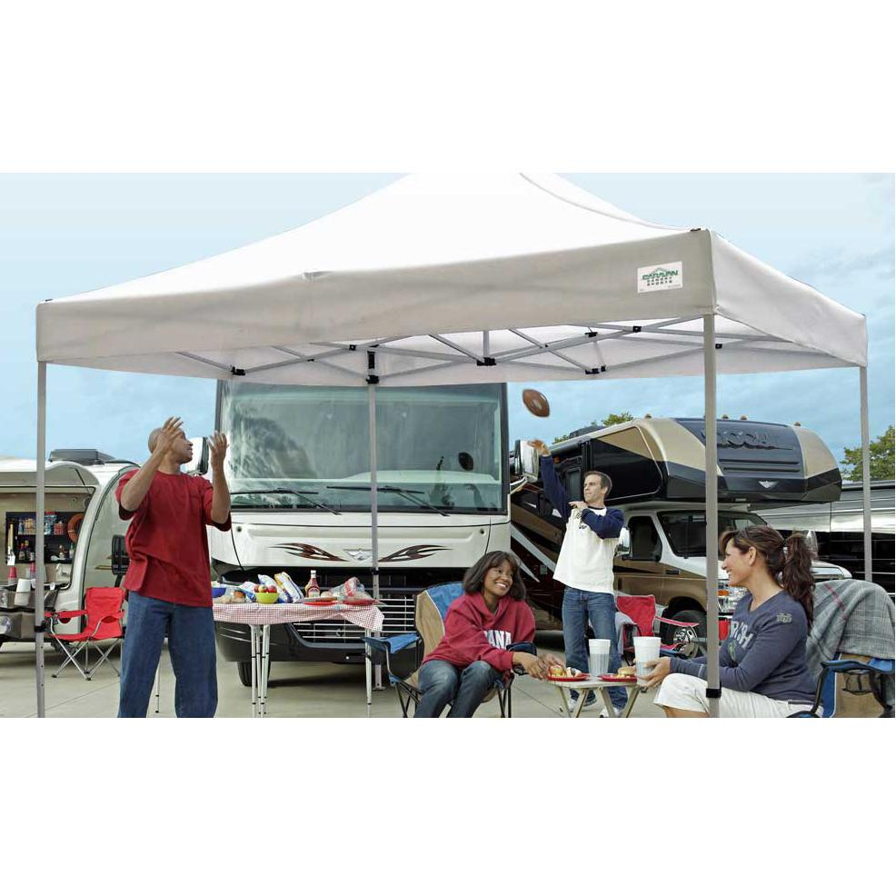 View larger  sc 1 st  Amazon.ca & Caravan Canopy 10 X 10-Feet Display Shade Kit - Commercial Canopy ...
