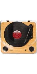 Amazon.com: Ion Audio Classic LP | 3-speed USB Turntable de ...